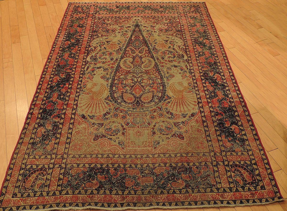 Persian Kermanshah Rectangle 4x6