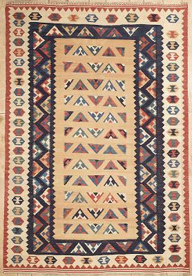 Persian Killim Rectangle 6x9