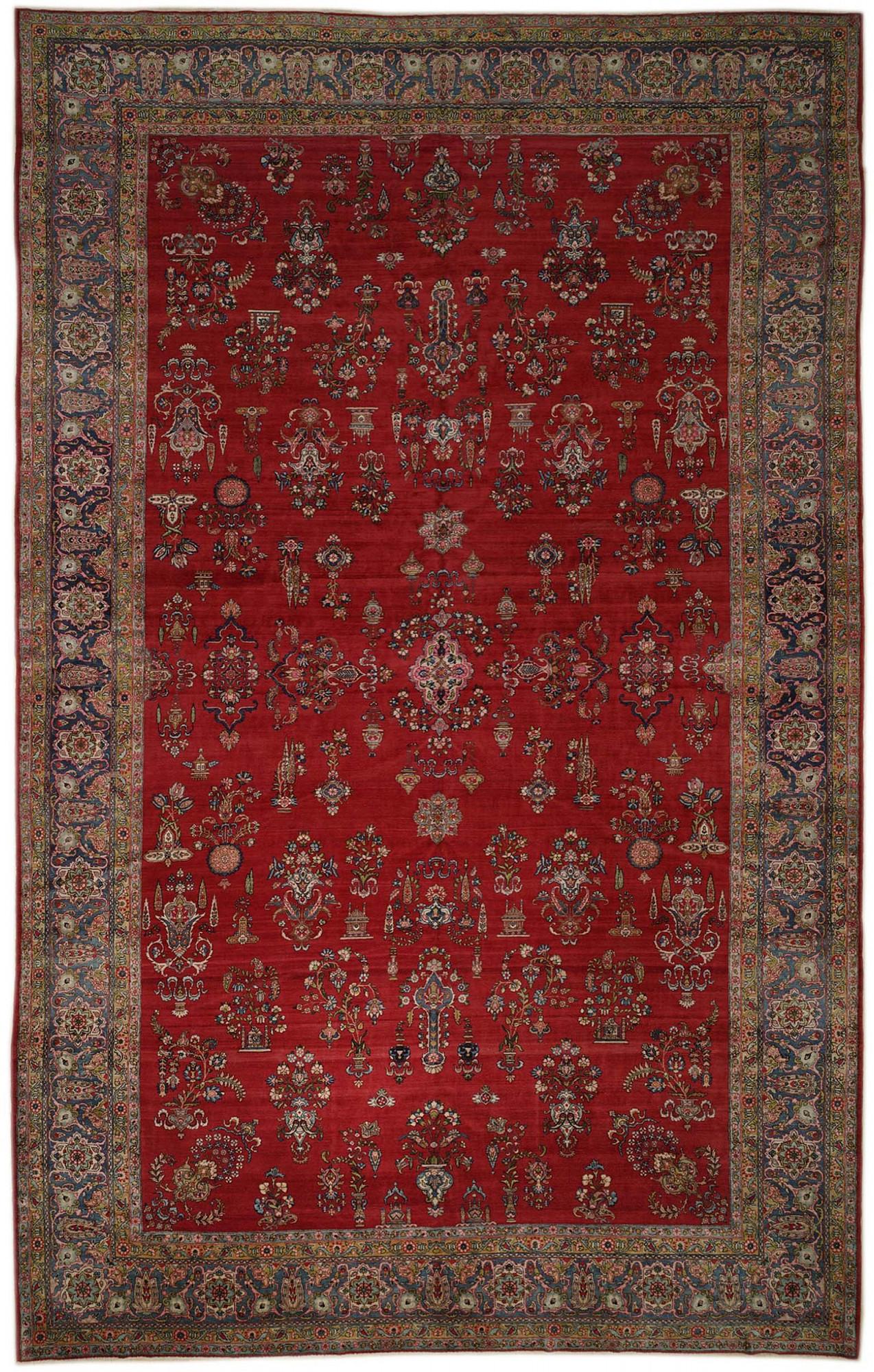 Persian Lavar Rectangle 10x16