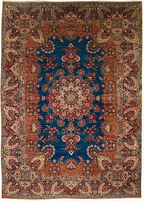 Persian Lavar Rectangle 11x15