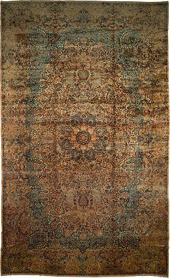 Persian Lavar Rectangle 12x19
