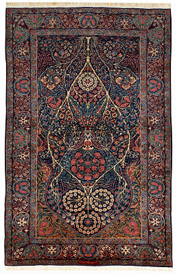 Persian Lavar Rectangle 4x7