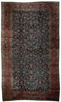 Persian Lilian Rectangle 12x21