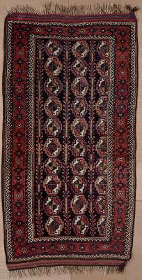 Persian Lori Rectangle 4x8