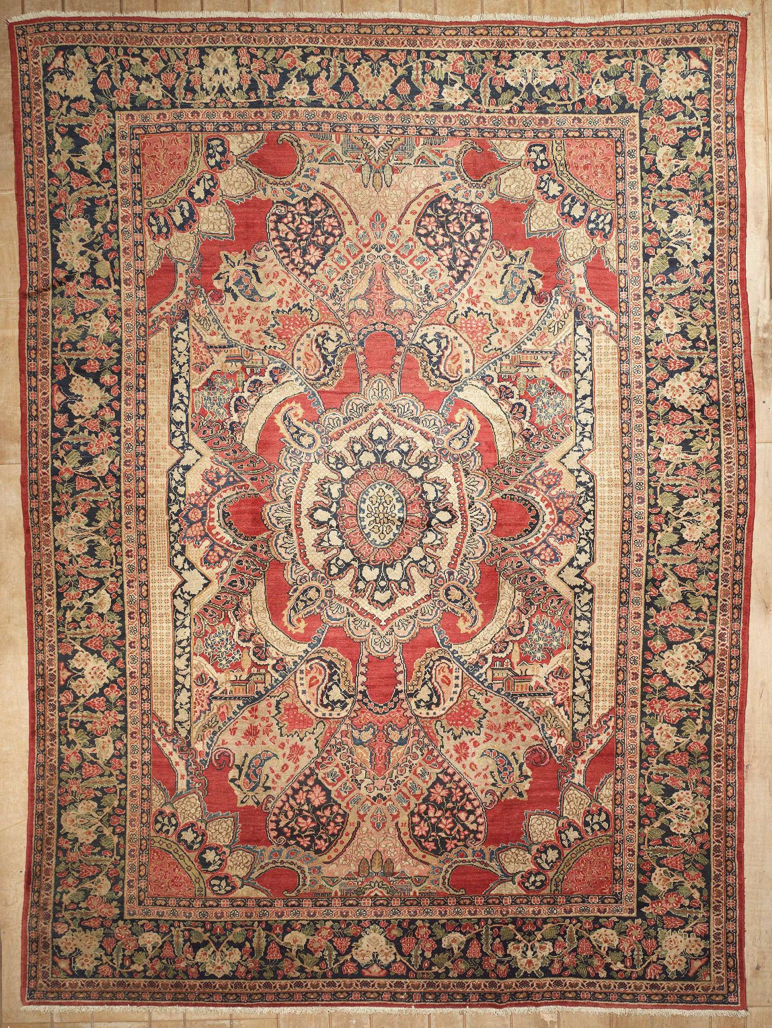 Persian Mahal 10x14