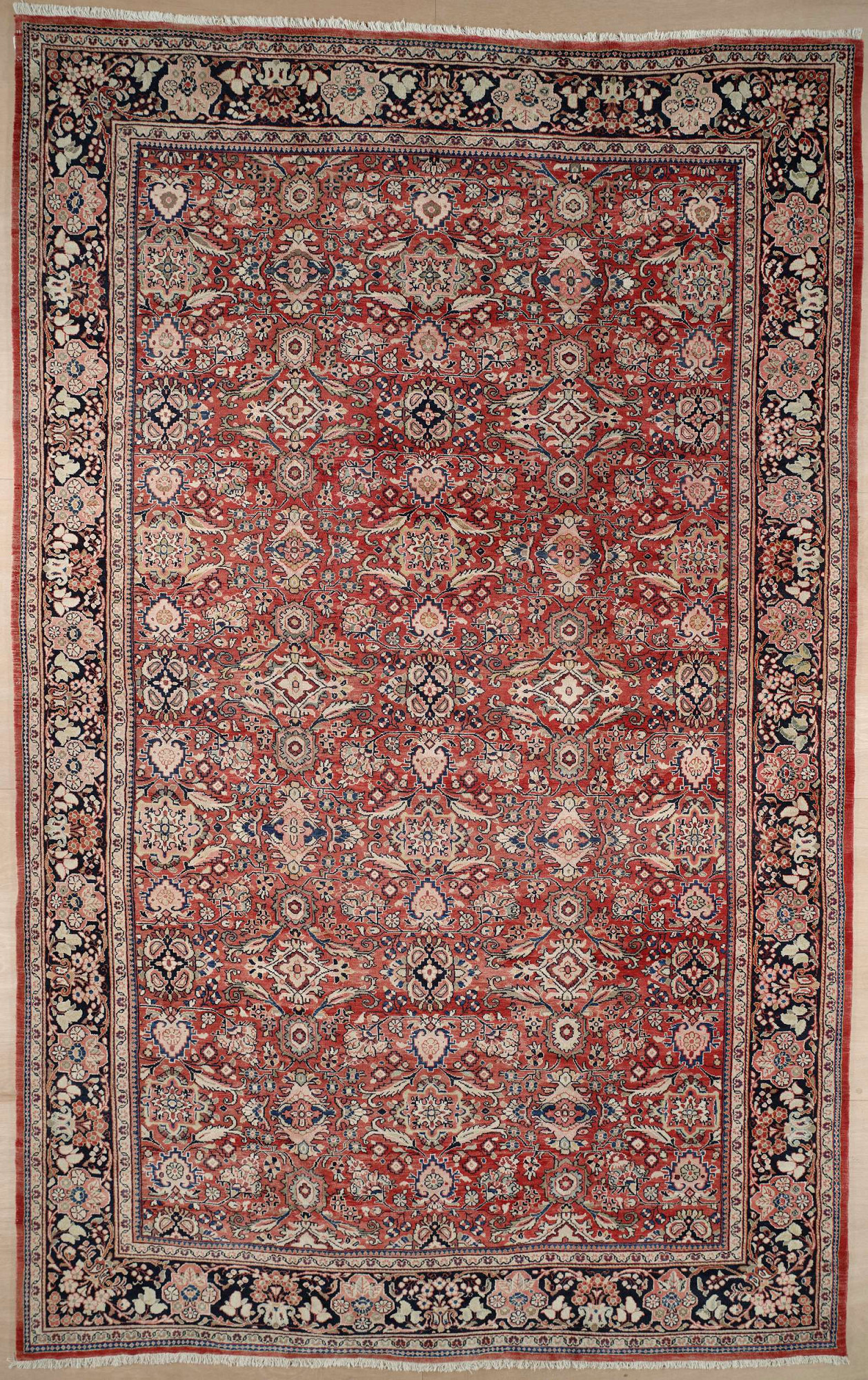 Persian Mahal Rectangle 10x17