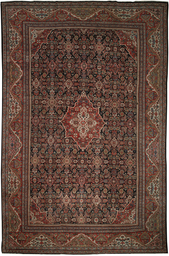 Persian Mahal 10x17