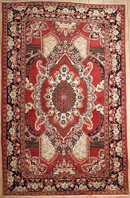 Persian Mahal Rectangle 6x10