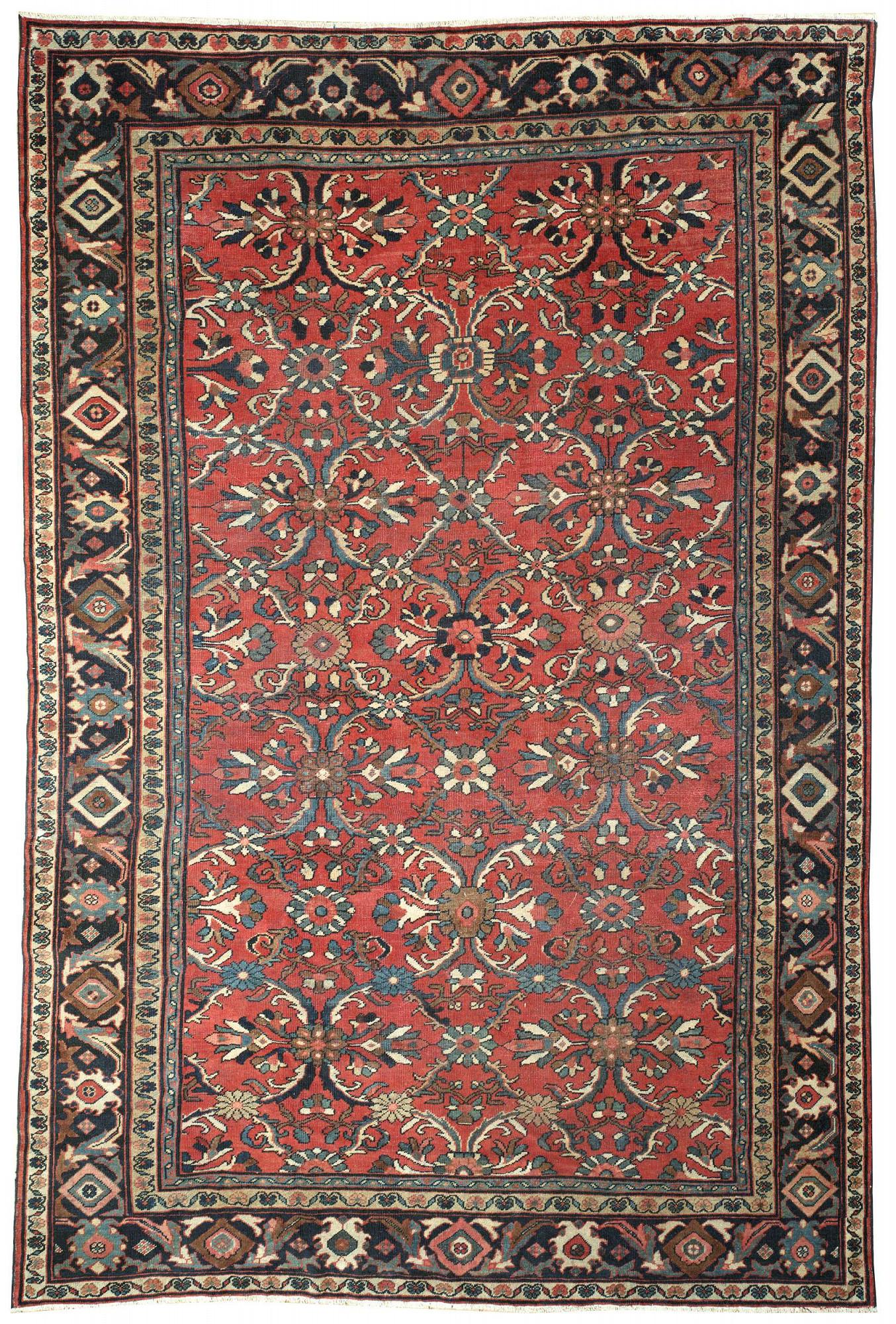 Persian Mahal 8x12