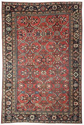 Persian Mahal Rectangle 8x12