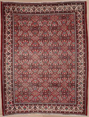 Persian Mahal Rectangle 9x12