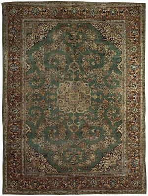 Persian Mahal Rectangle 9x13