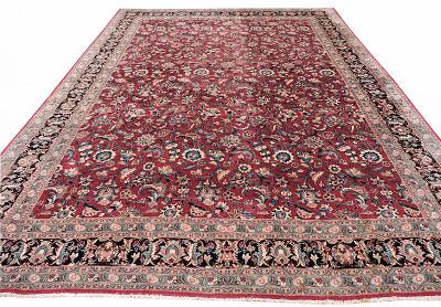Persian Mashad Rectangle 10x13