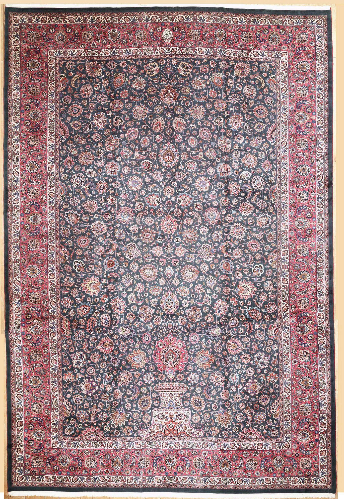Persian Mashad Rectangle 12x18