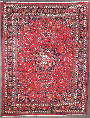 Persian Mashad Rectangle 9x12