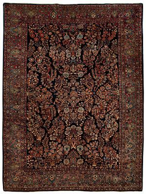 Persian Mohajeran Rectangle 7x9