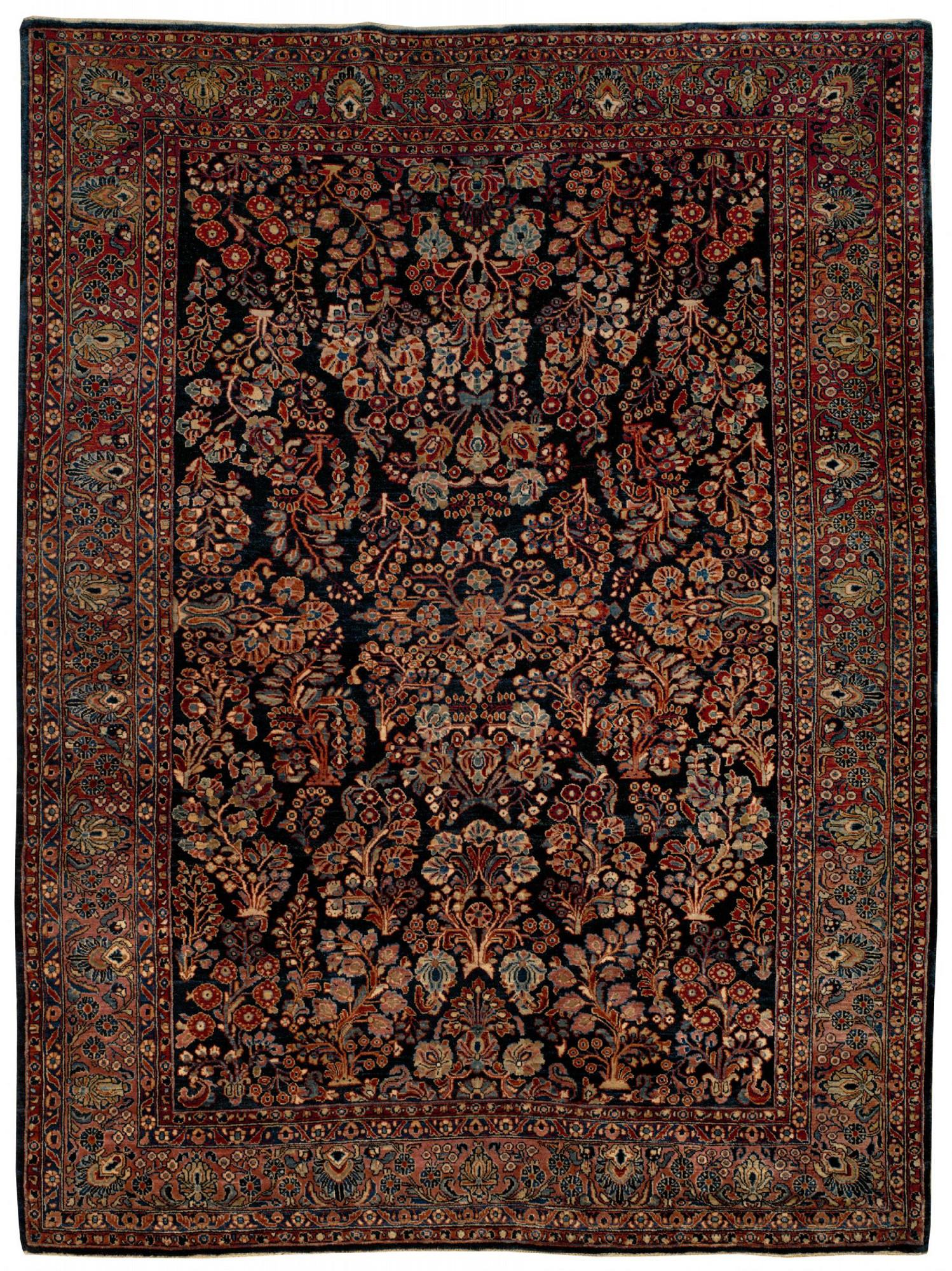 Persian Mohajeran 7x9