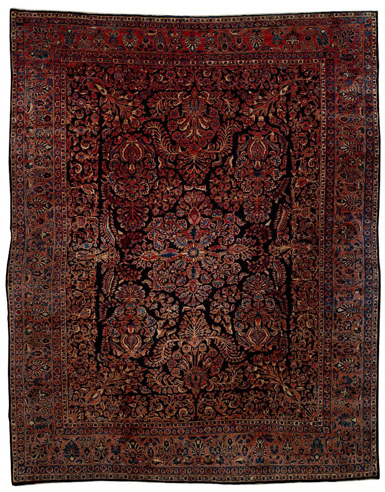 Persian Mohajeran 9x12