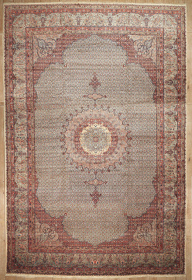 Persian Mood Rectangle 12x19