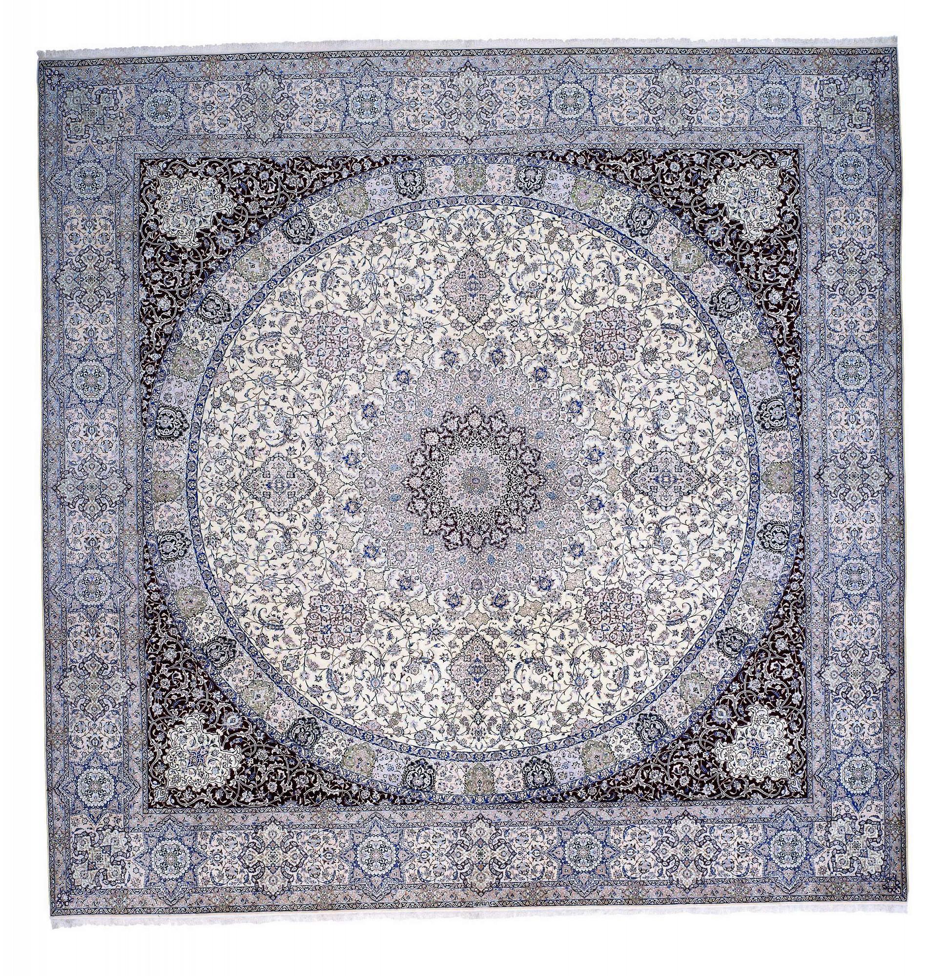 Persian Nain Rectangle 16x16