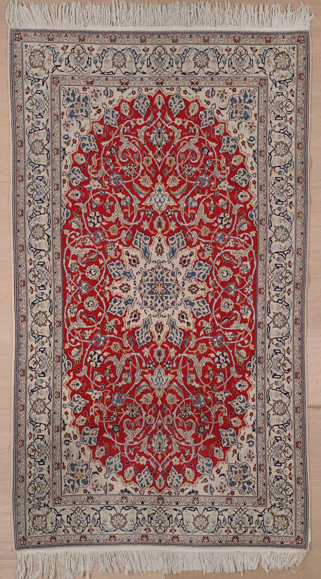 Persian Nain Rectangle 5x9