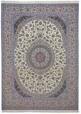Persian Nain Rectangle 8x12