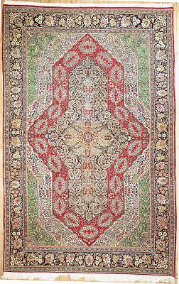 Persian Qum Rectangle 10x15