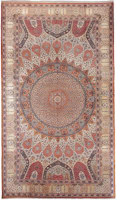 Persian Qum Rectangle 19x33