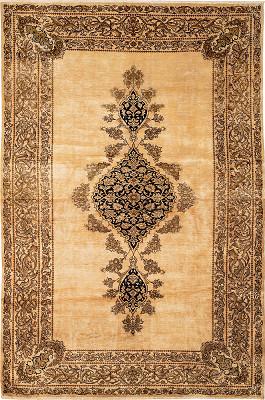 Persian Qum Rectangle 4x6