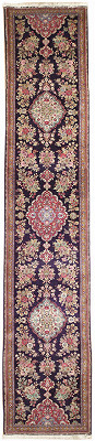 Persian Qum Runner 2x14