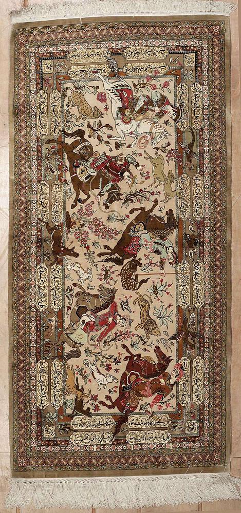 Persian Qum 2x5