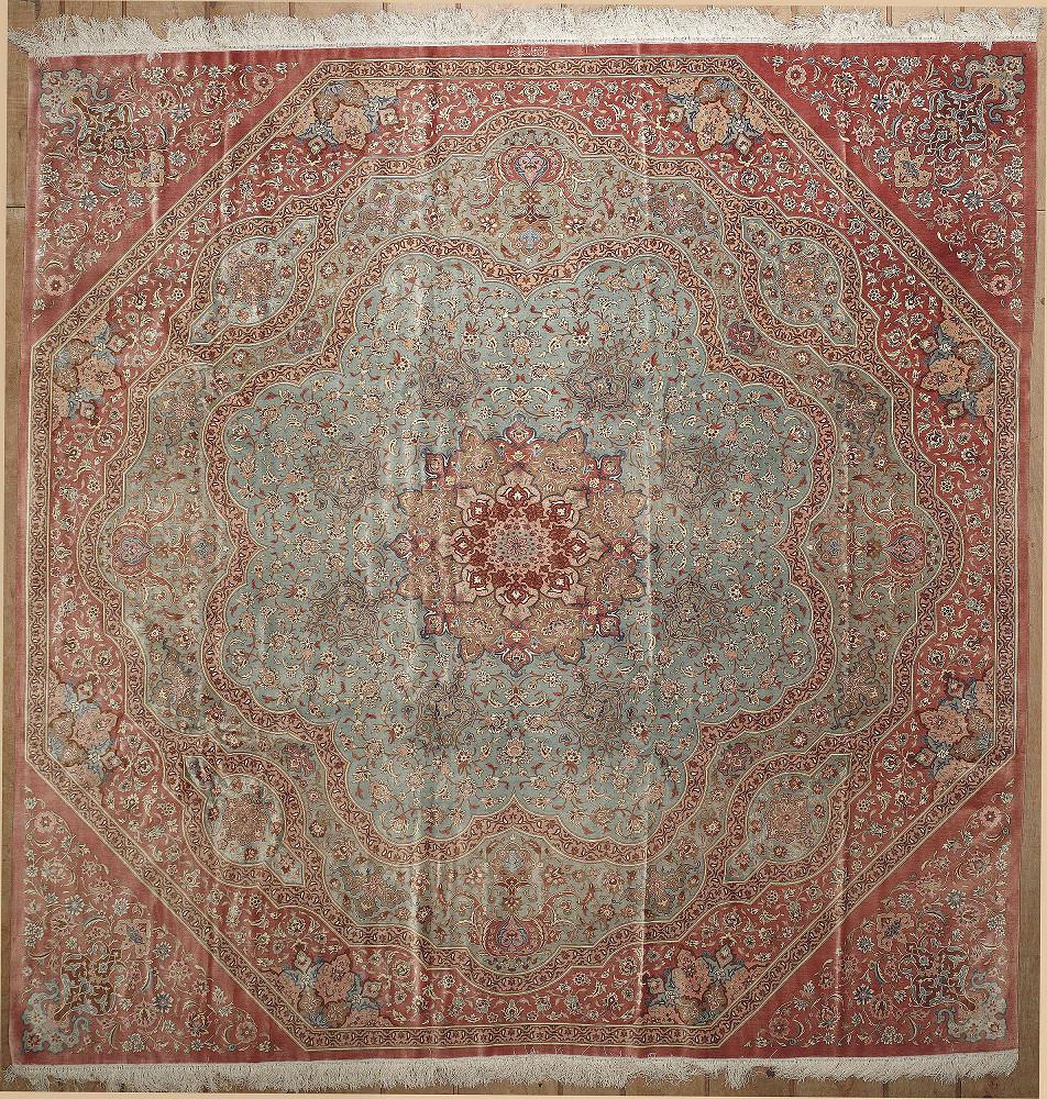 Persian Qum 8x8