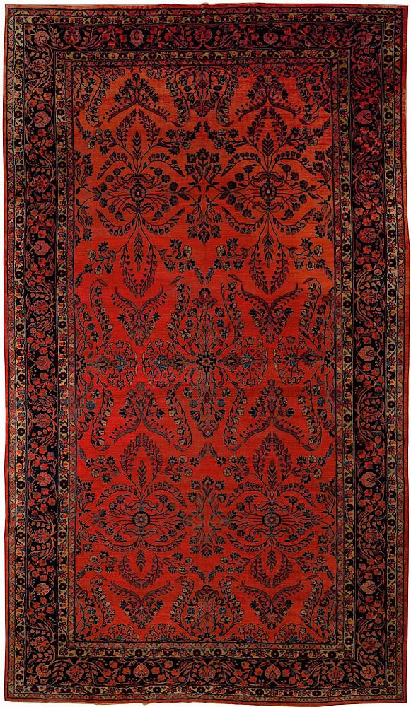 Persian Sar/Mohajer 10x17
