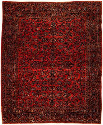 Persian Sar/Mohajer Rectangle 7x9