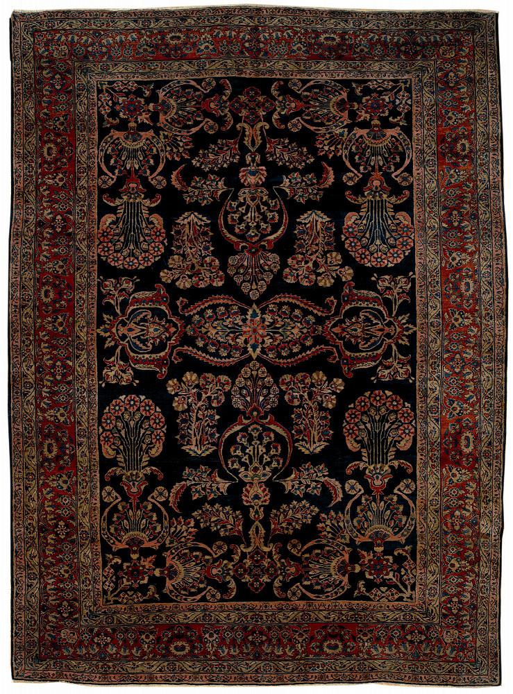 Persian Sar/Mohajer 8x11