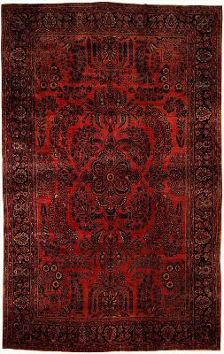 Persian Sar/Mohajer Rectangle 8x13