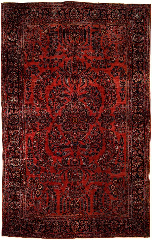 Persian Sar/Mohajer 8x13