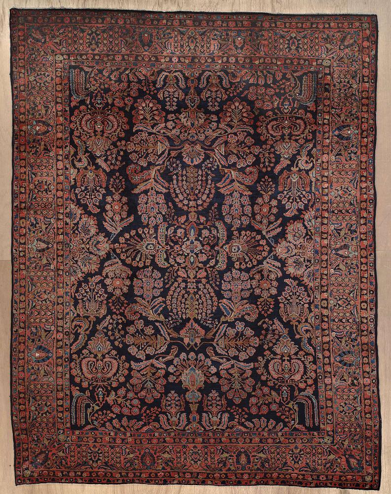 Persian Sar/Mohajer 9x11