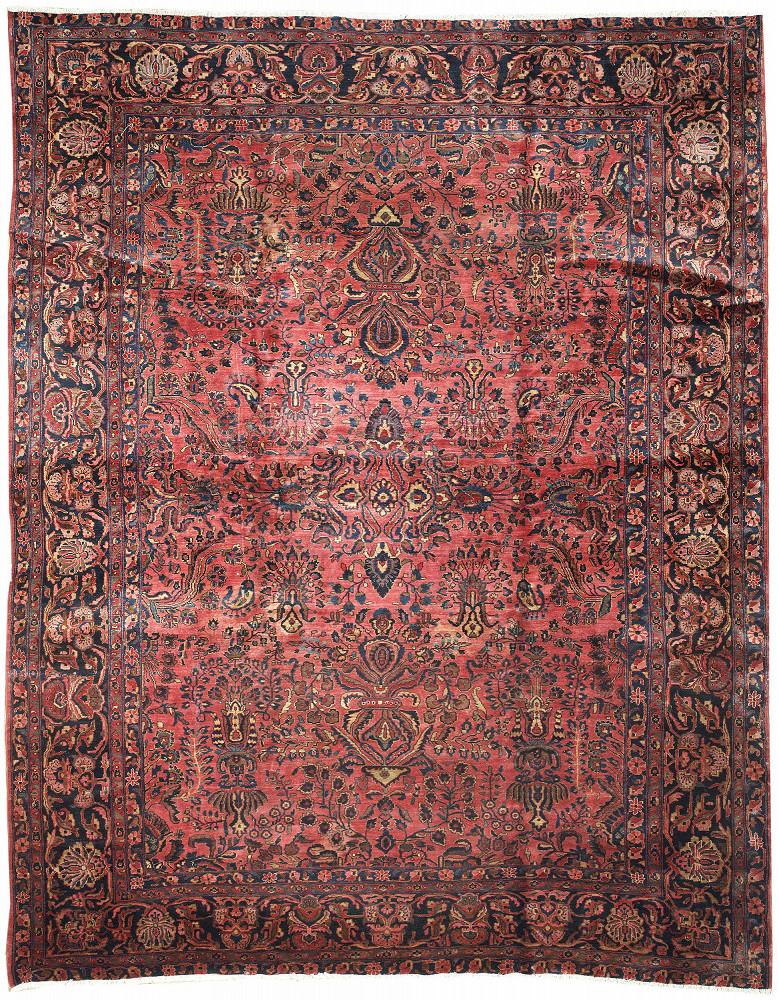 Persian Sarouk 10x13