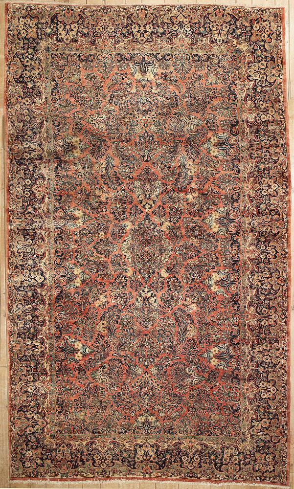 Persian Sarouk 10x17