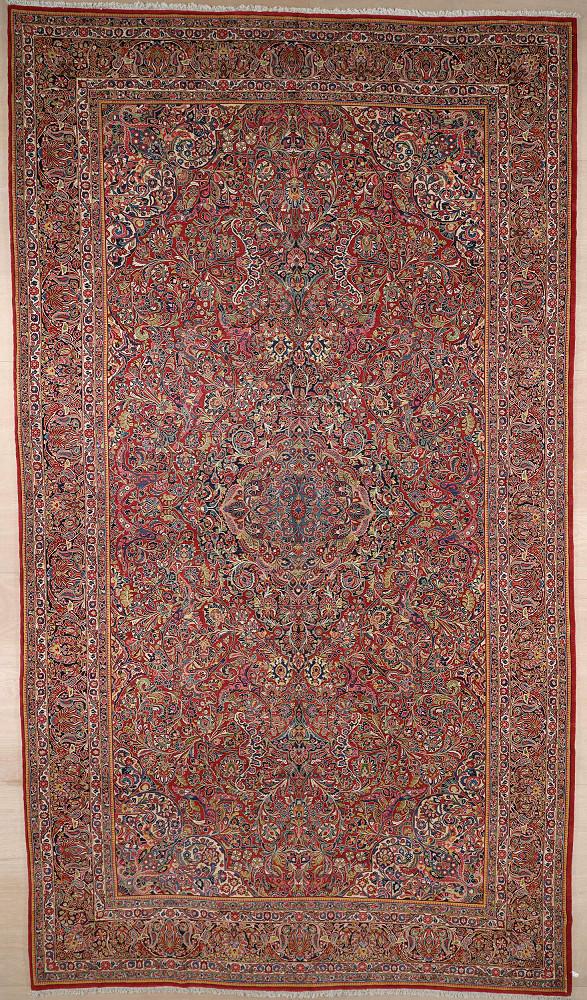Persian Sarouk 10x18