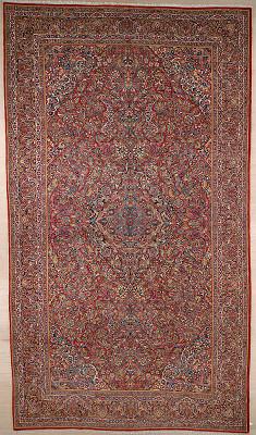 Persian Sarouk Rectangle 10x18