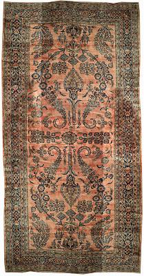 Persian Sarouk Rectangle 10x20