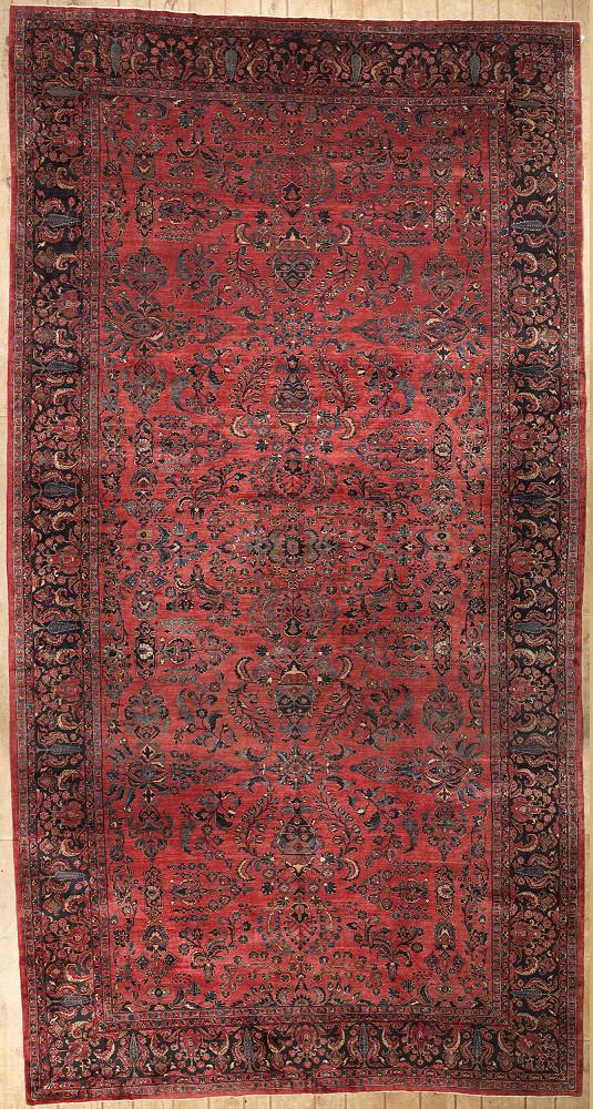 Persian Sarouk 10x20