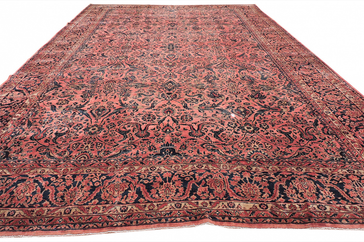 Persian Sarouk 11x18