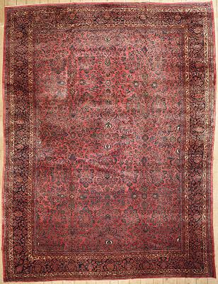 Persian Sarouk Rectangle 12x16