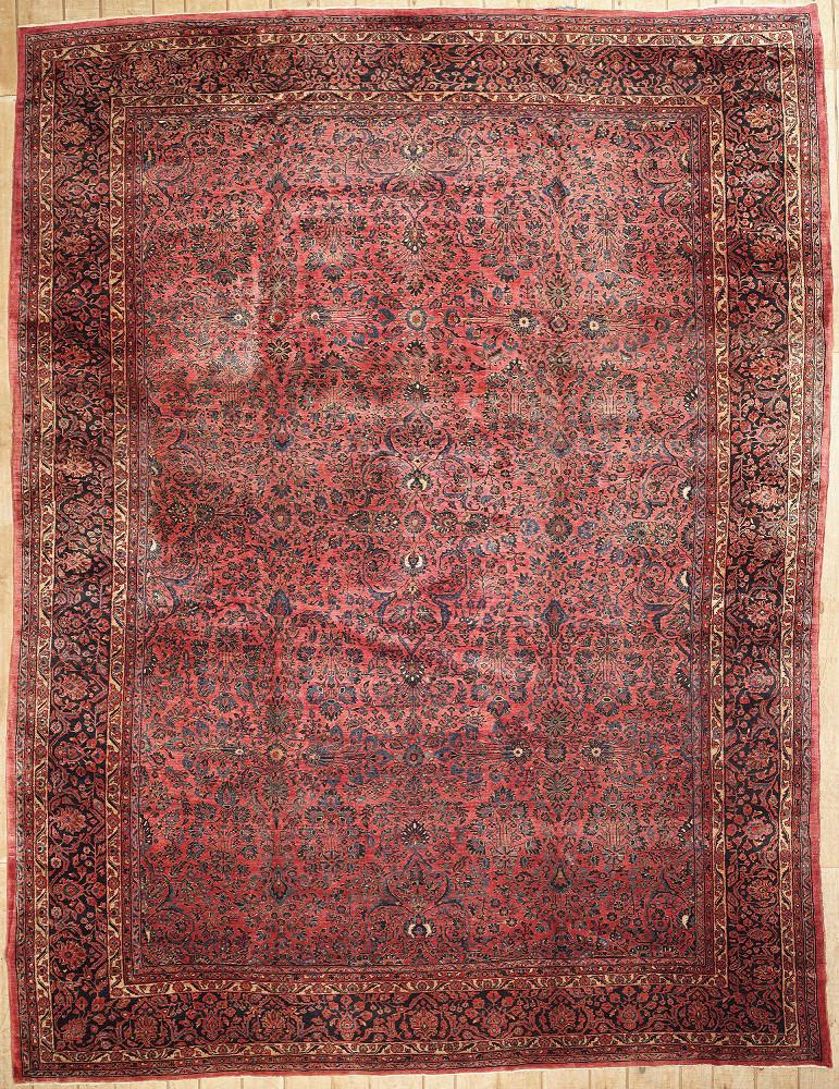 Persian Sarouk 12x16