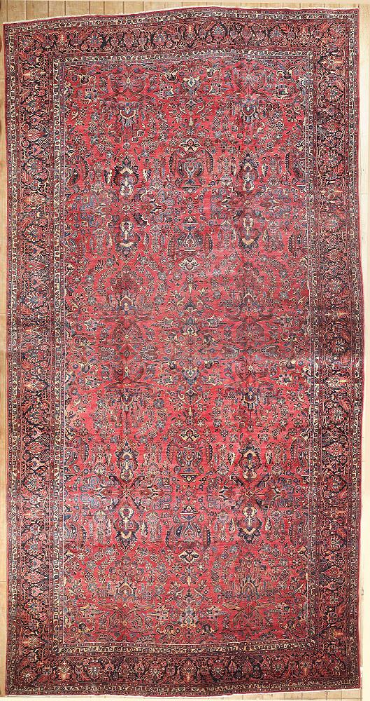 Persian Sarouk 12x23
