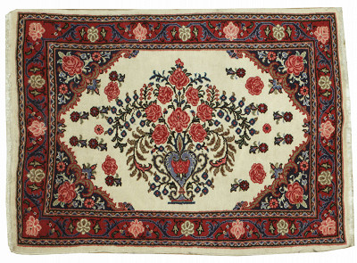 Persian Sarouk Rectangle 2x3