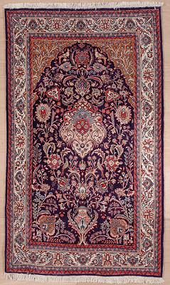 Persian Sarouk Rectangle 4x7